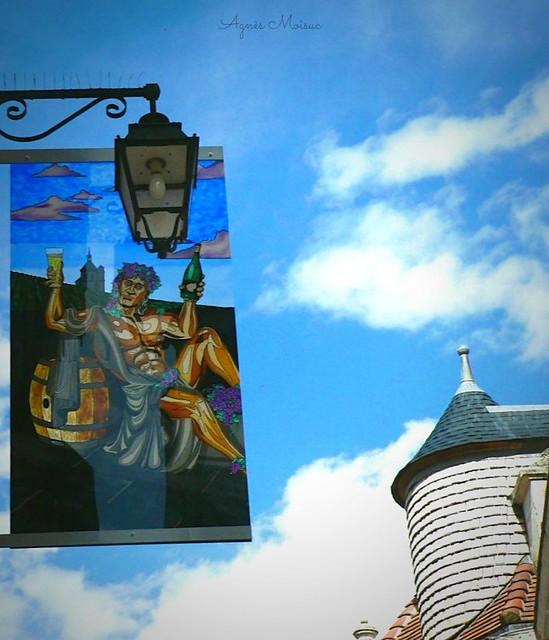 Dionysos à la lanterne...