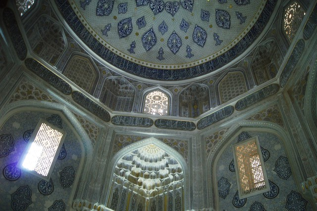 Shirin Beka Oka Mausoleum