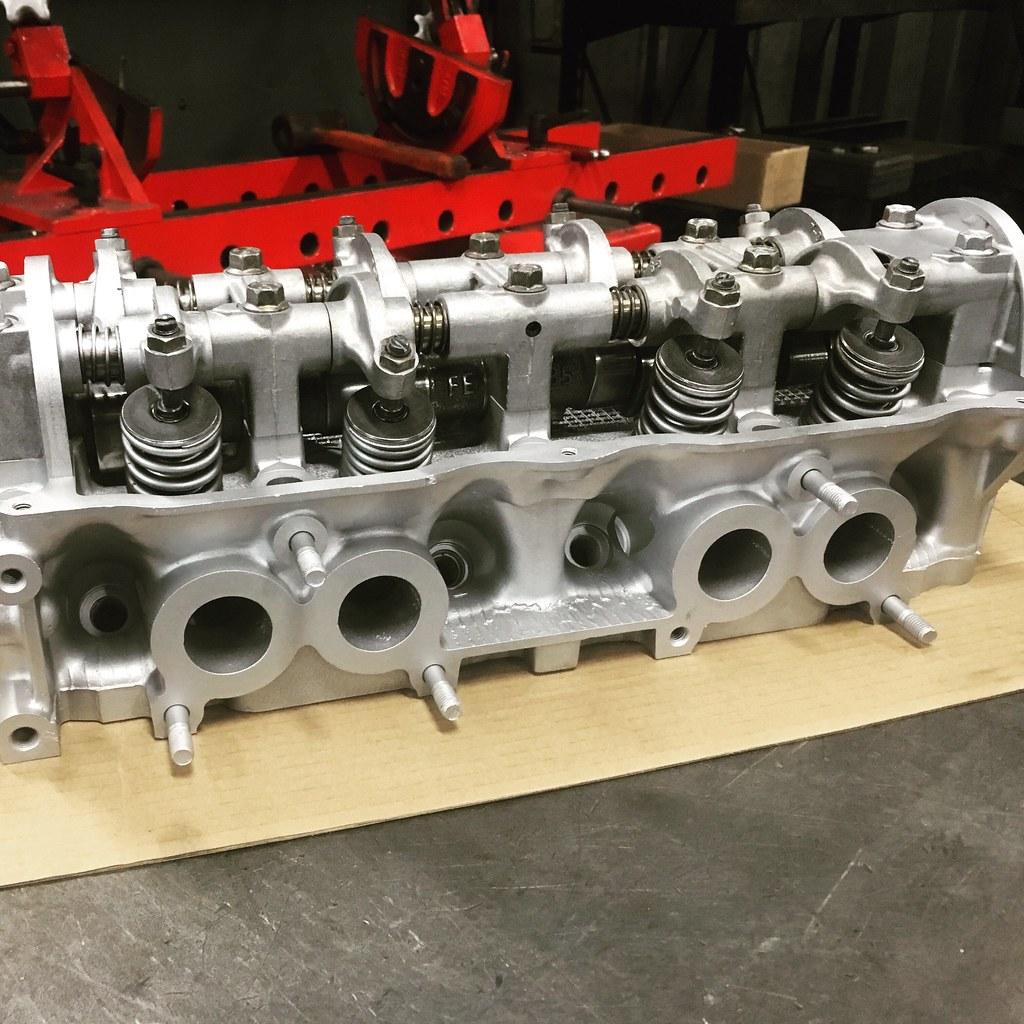 Mazda #B2000 cylinder head on its way to Clarksville, TN. #BREcylinderheads #machineshop