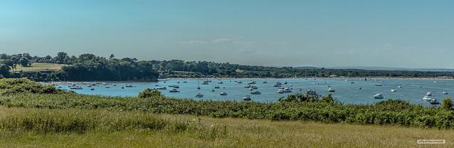 Studland Bay, Isle of Purbeck, Dorset.