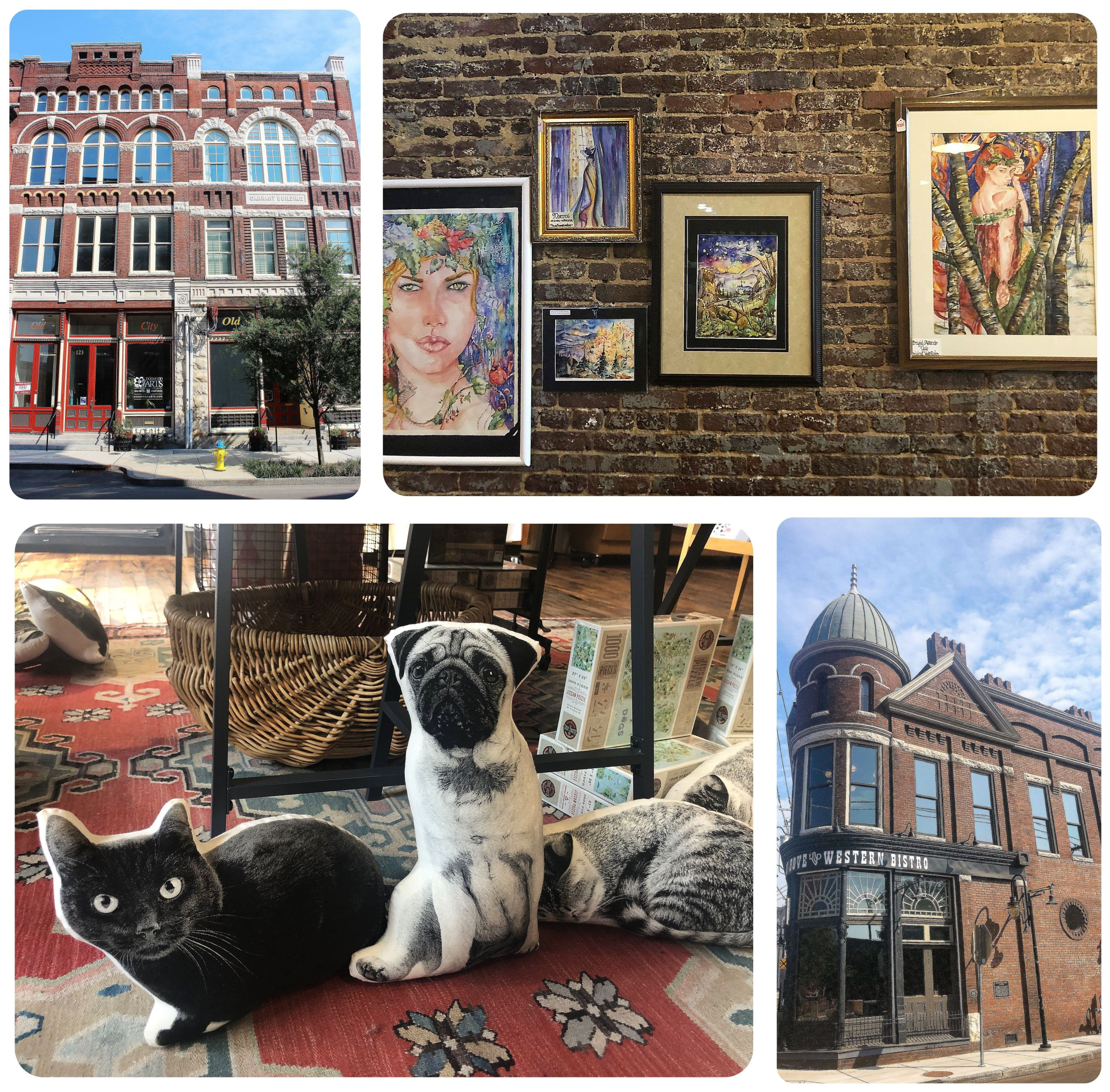 Knoxville Old City