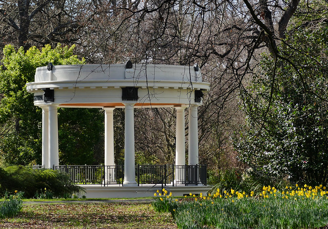 The Bandsmen's Memorial Rotunda