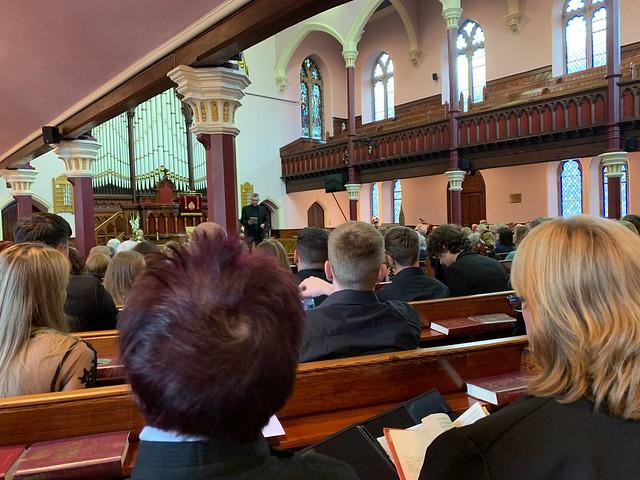 Choral Concert in First Armagh Presbyterian Church