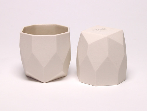 Faceted Cups yunomi 03