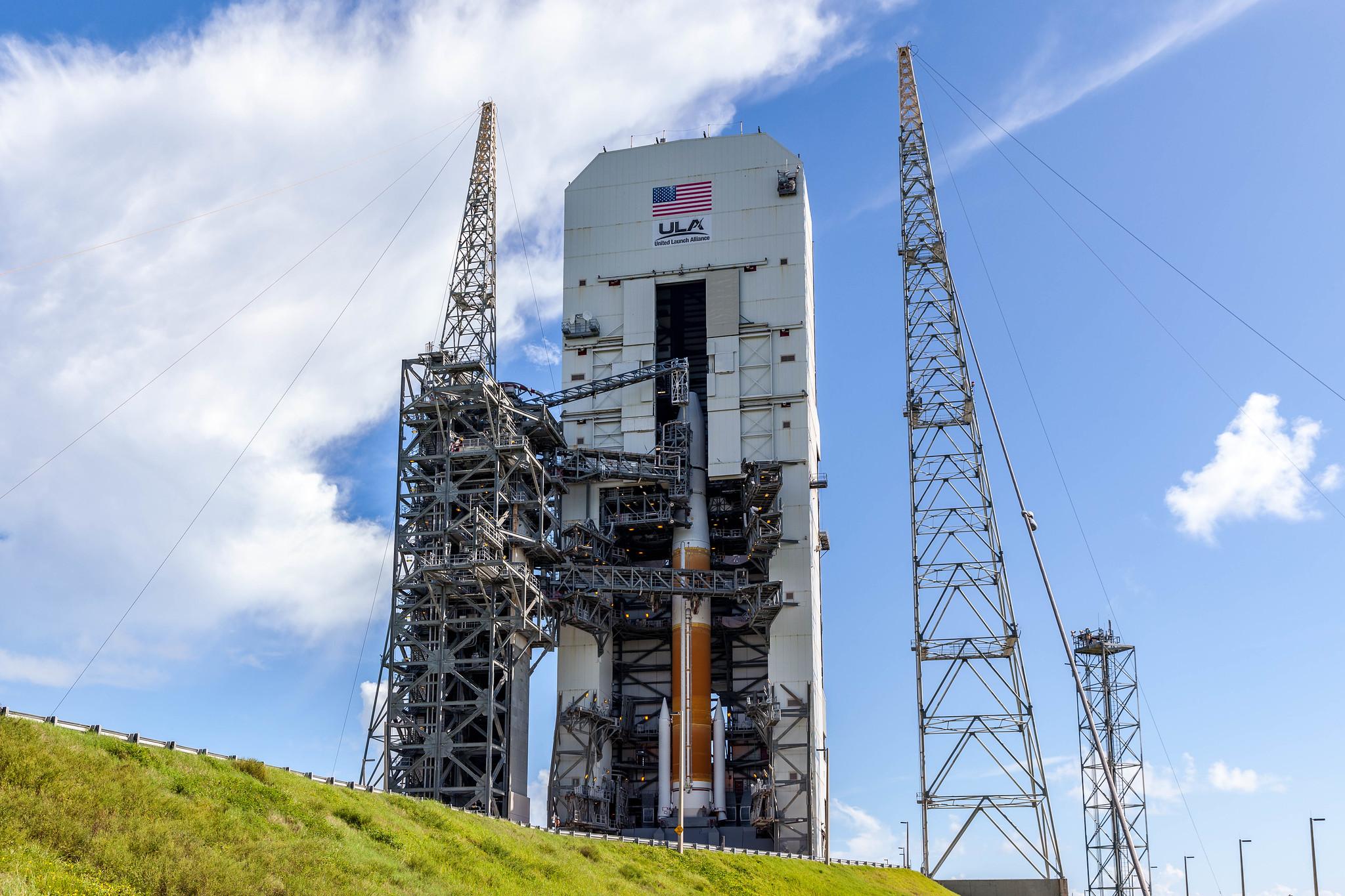 ULA Delta IV Medium - GPS III Magellan