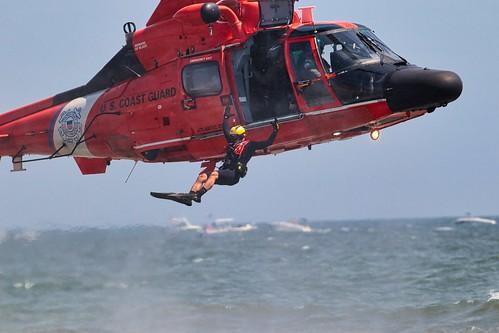 USCG Rescue Diver