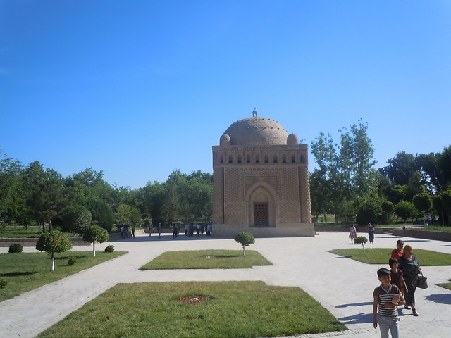 Samanid Mausoleum