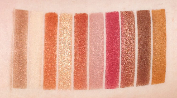 wet n wildcolour icon rose in the air swatches