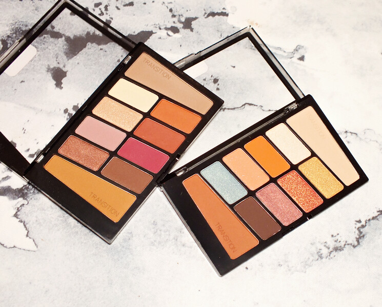 wet n wildcolour icon eyeshadow palettes