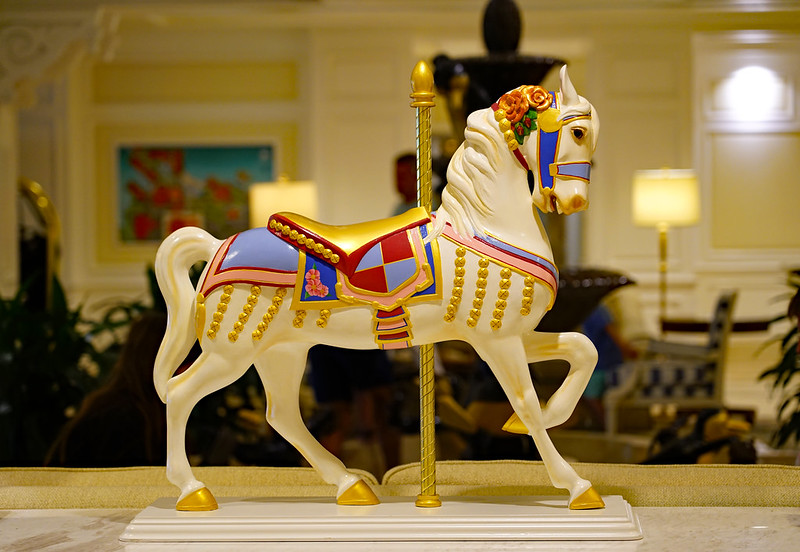 Poppins Carousel Horse