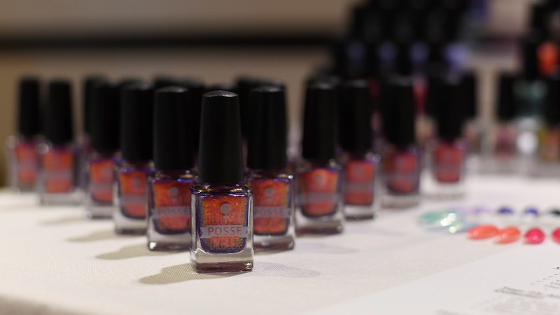 Lollipop Posse Lacquer nail polish