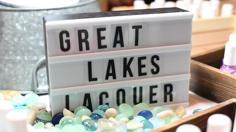 Great Lakes Lacquer Nail Polish