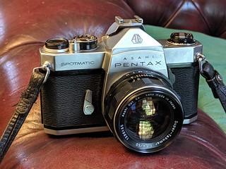Asahi Pentax Spotmatic c1965