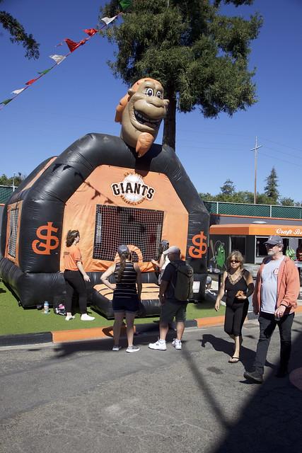 Giant Bounce