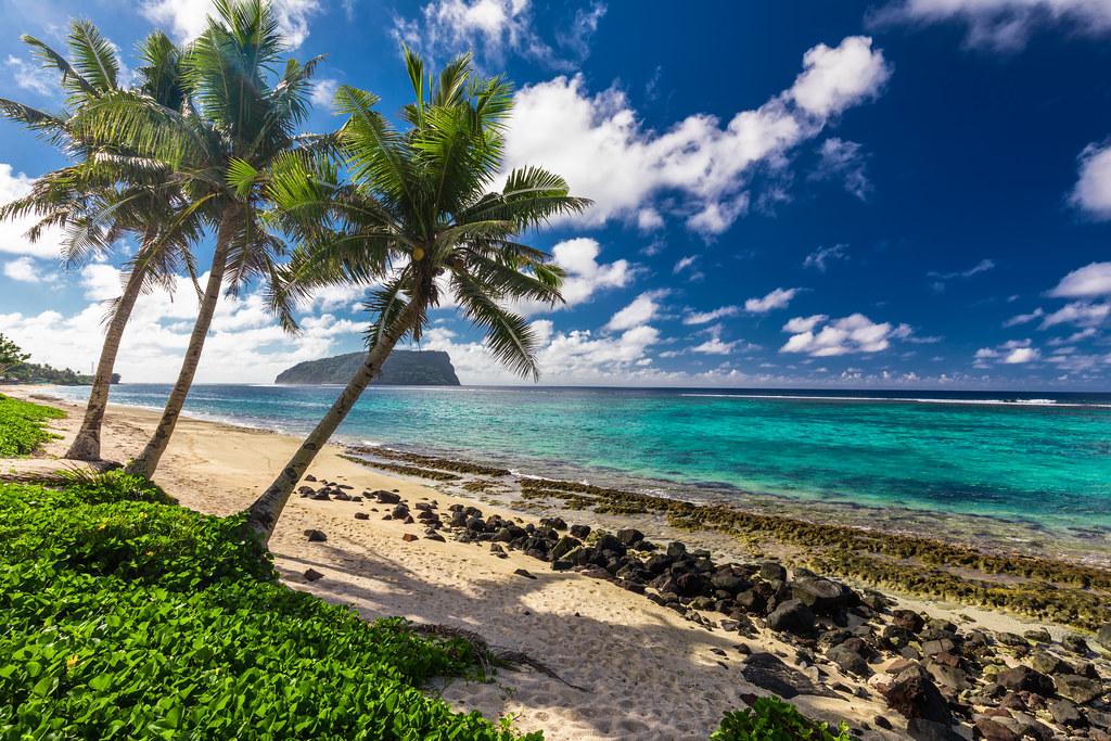 薩摩亞為低度開發太平洋島國其中一國。