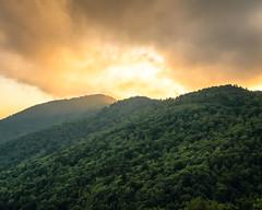 smoky mountain volcano