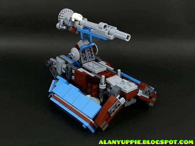 LEGO Transformer Microscope from set 70842