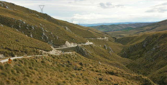 Otago: Danseys Pass (2)