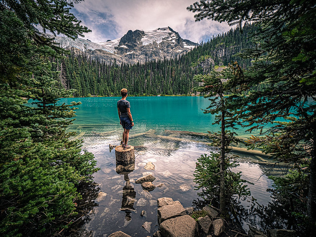 Joffre Lakes - British Columbia, Canada - Travel photography