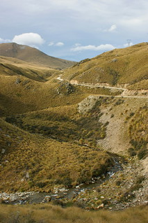 Otago: Danseys Pass (1)
