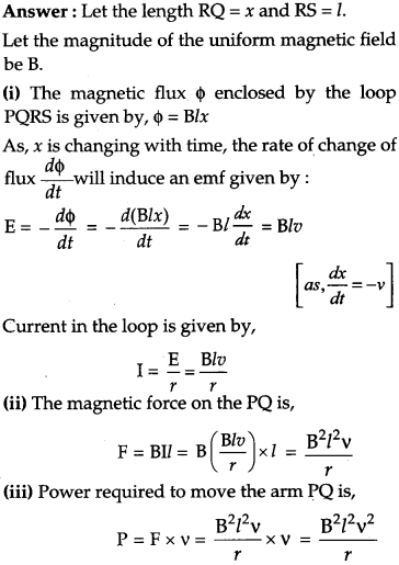 CBSE Previous Year Question Papers Class 12 Physics 2013 Delhi 66