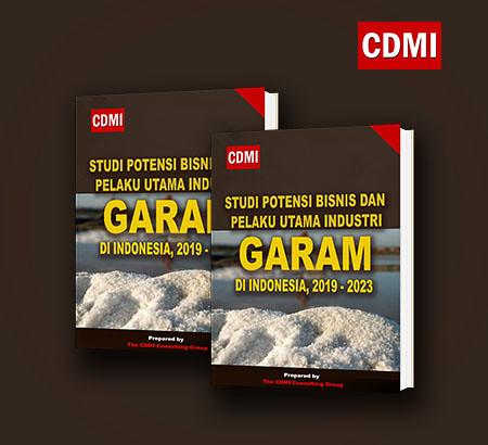 Studi Industri Garam di Indonesia