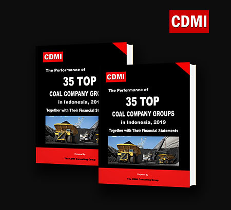 The Performance of 35 TOP COAL COMPANY GROUPS in Indonesia, 2019 together with Their Financial Statements