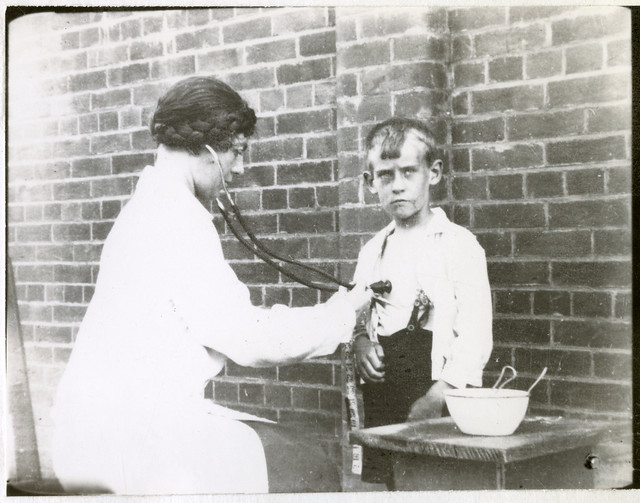 School Health Services Early 1920s