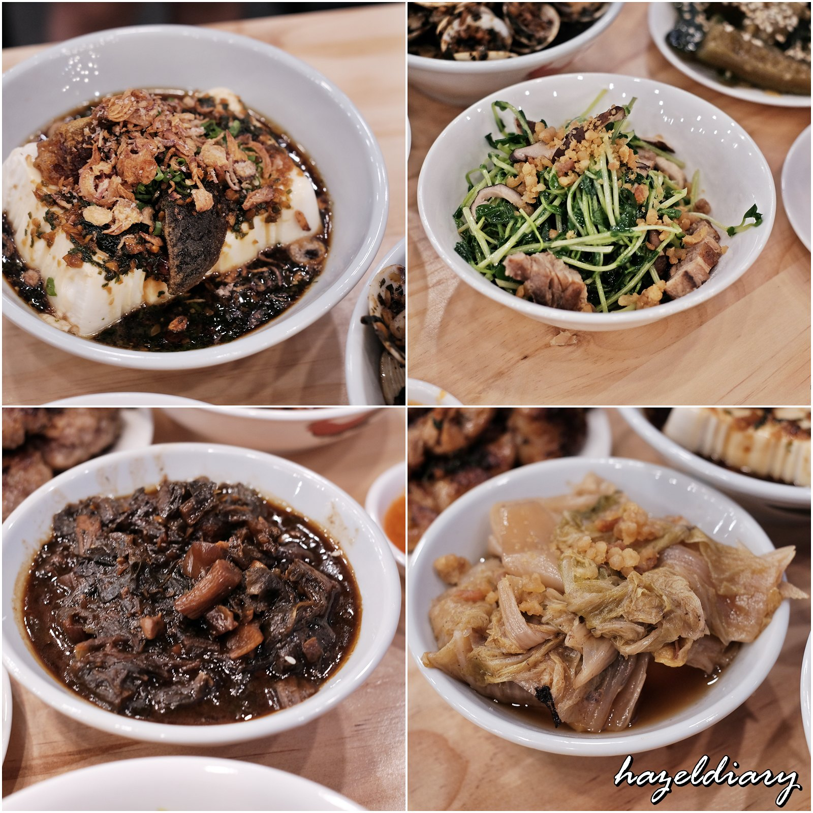 The Salted Plum-Taiwanese Food