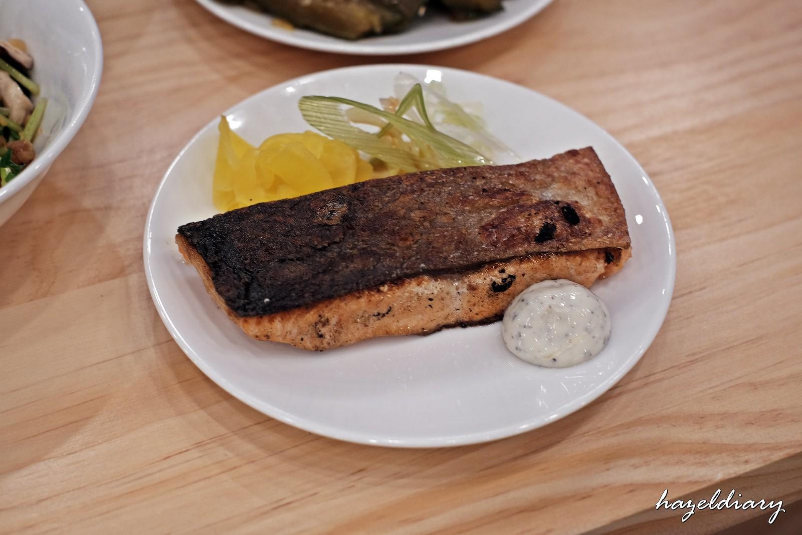 The Salted Plum-Salmon