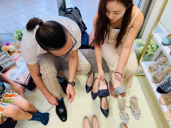 婚鞋皮鞋 高雄婚鞋 台南婚鞋