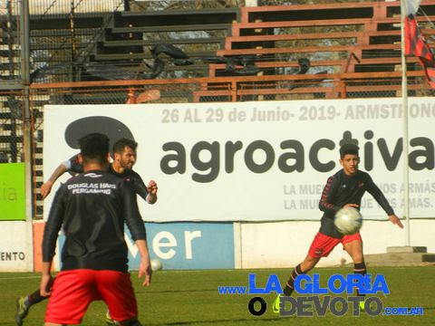 Douglas-Defensores VR-Amistoso. 22/08/19