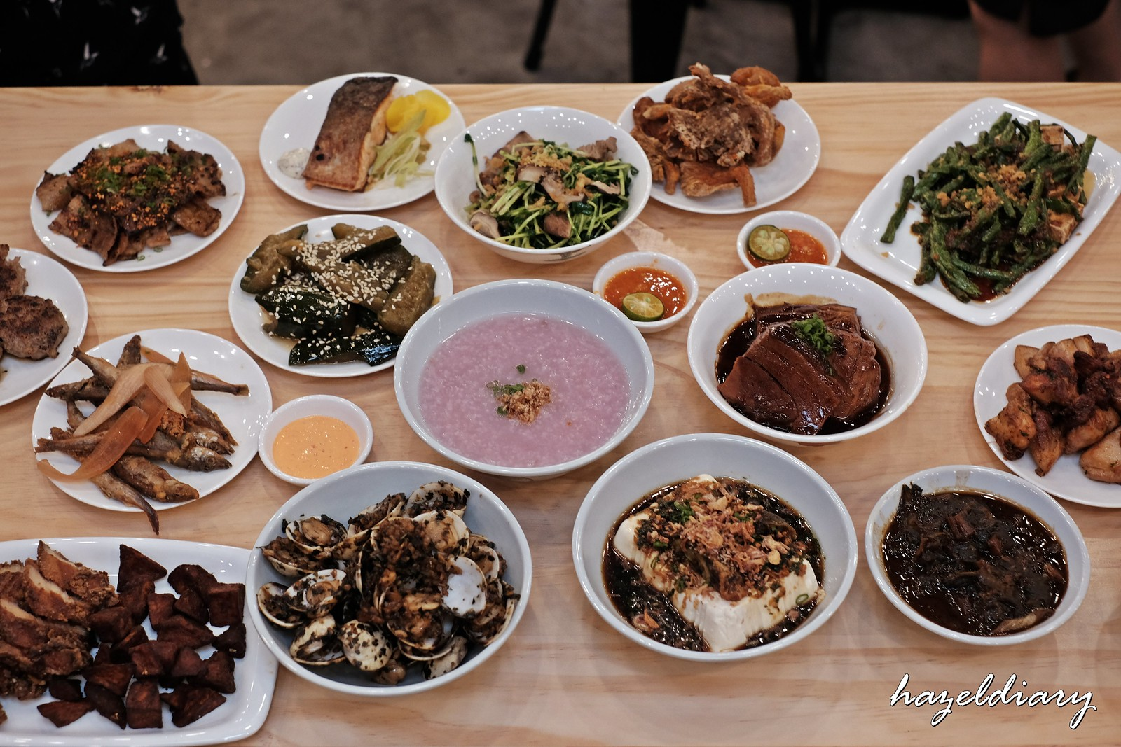 The Salted Plum-Suntec City-Taiwanese Zi Char dishes-1