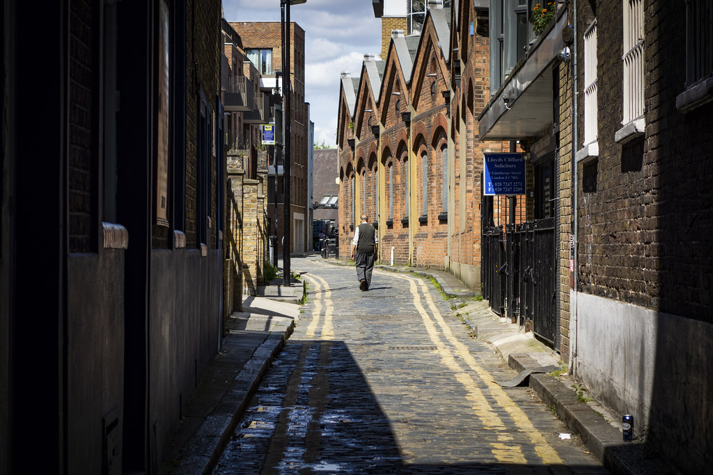 Gunthorpe Street, Whitechapel