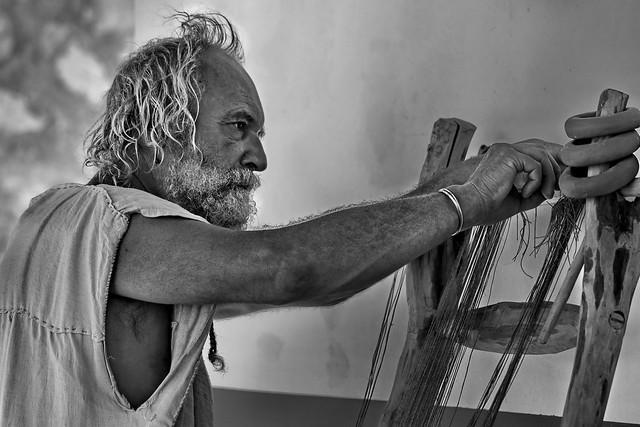 old handicraft