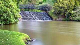 Sheffield Park & Gardens.