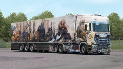 Thor The Viking( Heide Logistic )