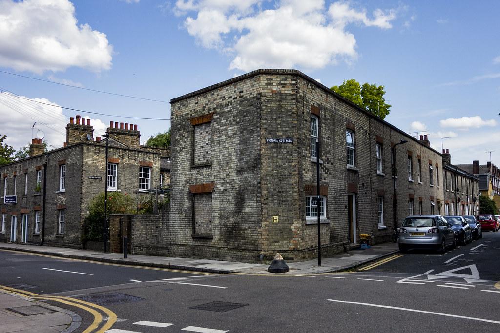 Victoria Cottages, Whitechapel