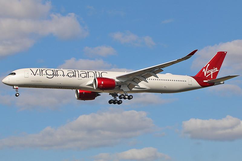 Airbus A350-1000, Virgin Atlantic Airways
