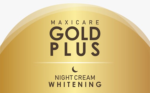 gold plus night cream
