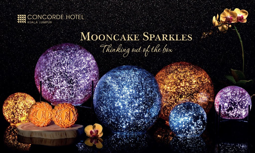 concorde hotel mooncake 2019