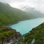 20190802-24-Haute Route day 08 - Glacial blue Lac de Moiry