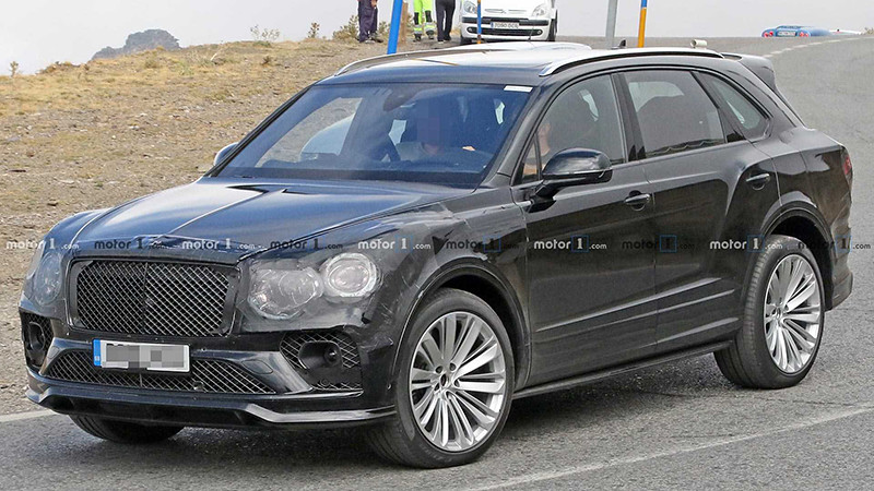 bentley-bentayga-refresh-spy-shots