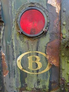Station As België, B van Bulb