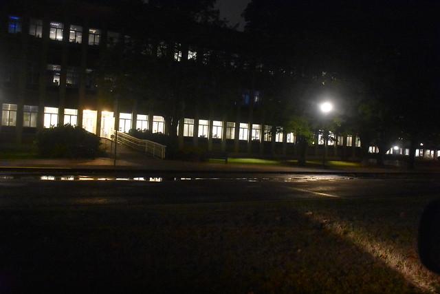 night Maple park Drive