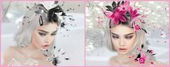 makeup eyeshadow lips accesory damalifore event shiny shabby zibska genus laq lelutka omega catwa
