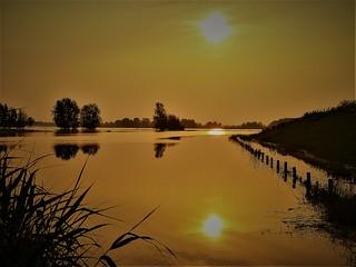 Zwolle, de IJssel