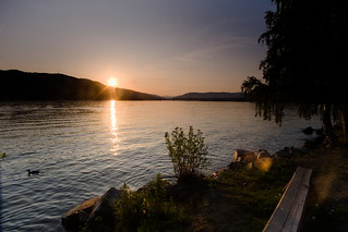 From Lillehammer camping