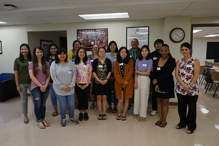 Welcome new UHM LIS Students