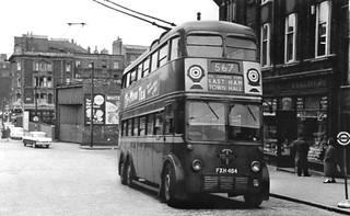 London Transport FXH464